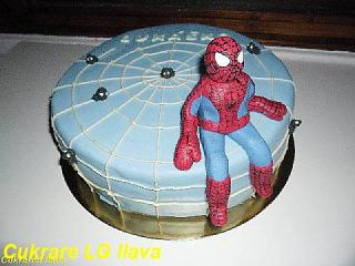 13 Spiderman figurka