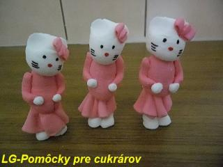 Hello kitty figurka